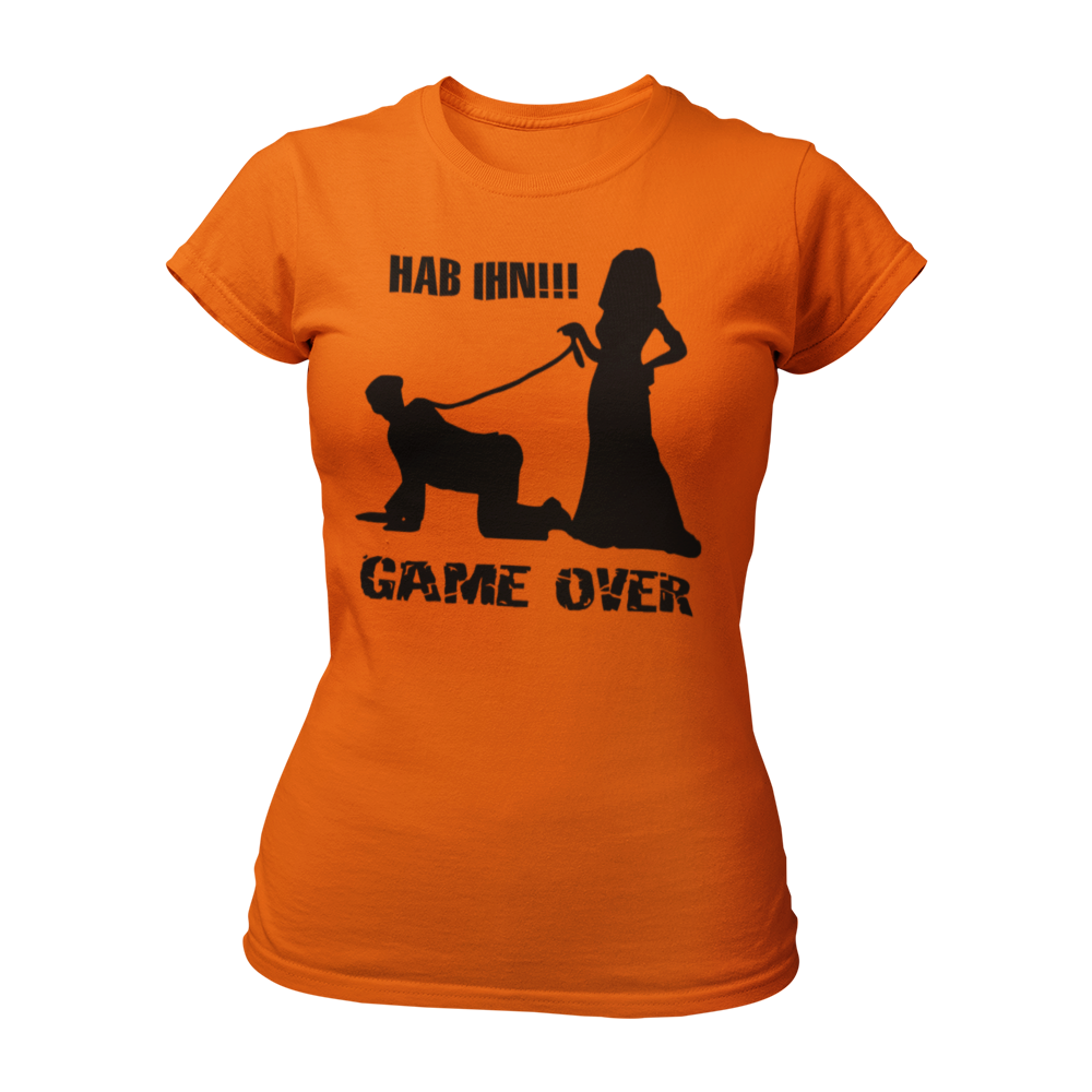 T-Shirt Hab Ihn - Game Over