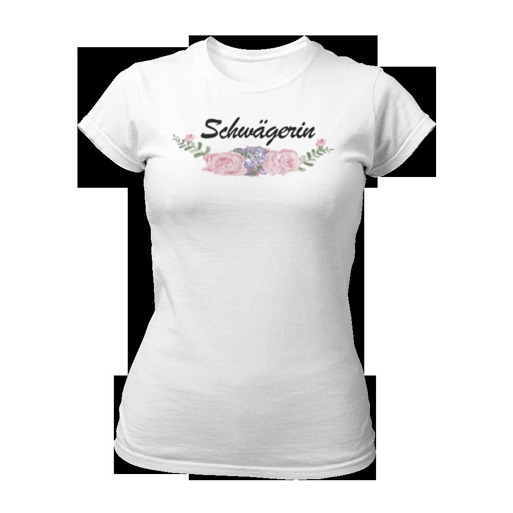 BOHO Schwägerin T-Shirt BOHO Schwägerin - JGA-King.de - 1