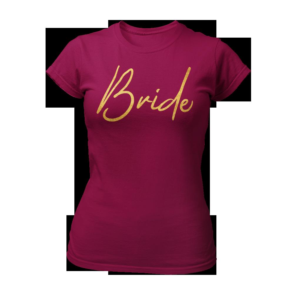 Bride Gold & Heartless T-Shirt Bride Gold & Heartless - JGA-King.de - 6