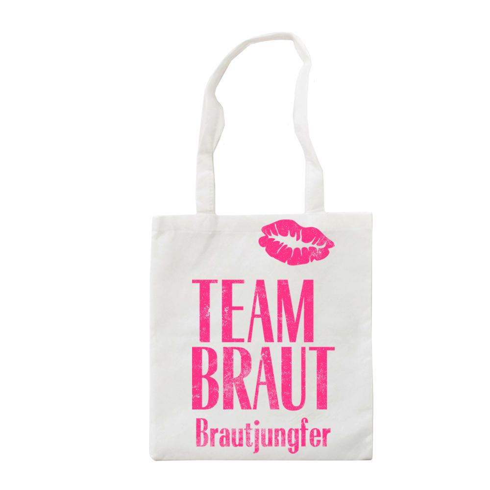 "Beutel ""Brautjungfer"" Vintage"