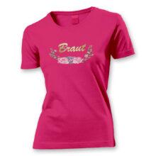 T-Shirt BOHO Braut