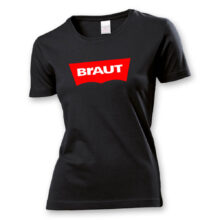 T-Shirt Label BRAUT