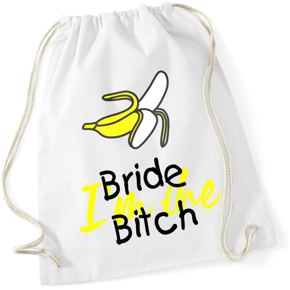 Beutel I'm Bride Bitch