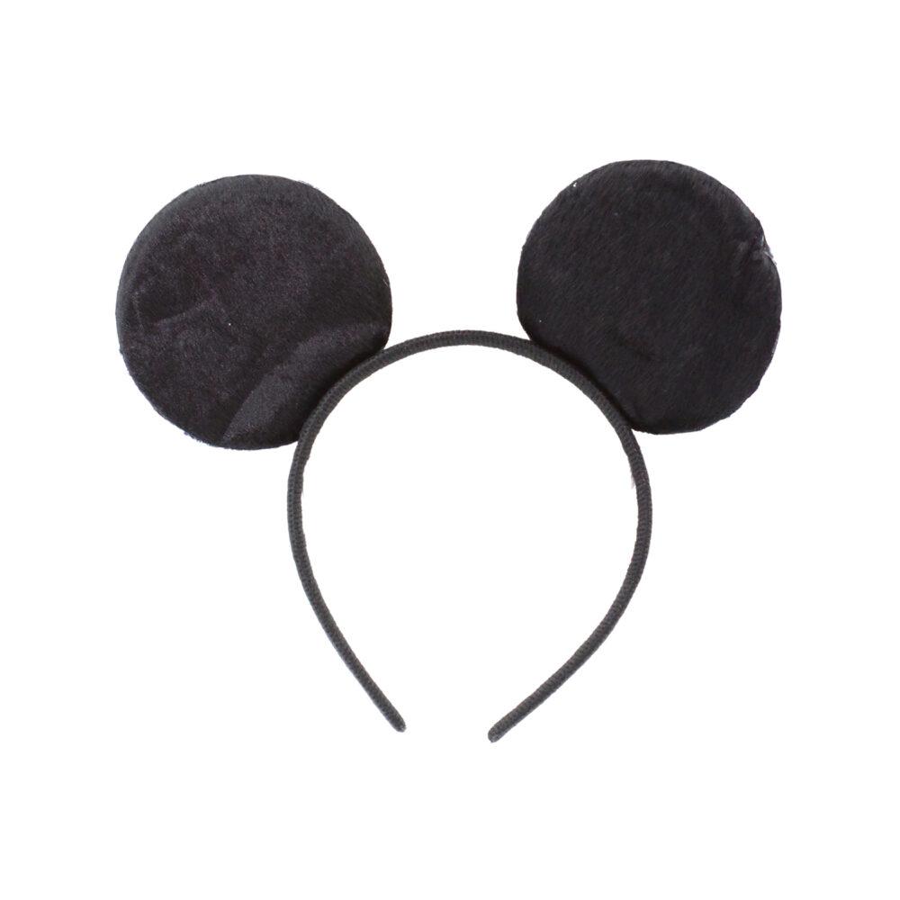 Haarreif mit Mäuse Ohren