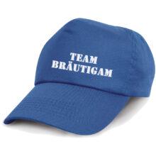 Cap Team Bräutigam (Standard)