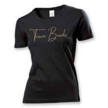 T-Shirt Team Bride Glamour