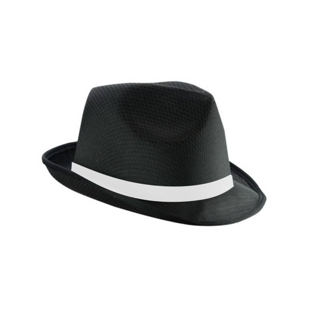Hut Mafia Gangster mit Hutband