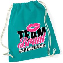 Beutel Team Braut