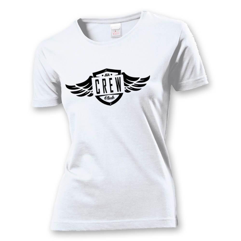 T-Shirt JGA Crew Frauen