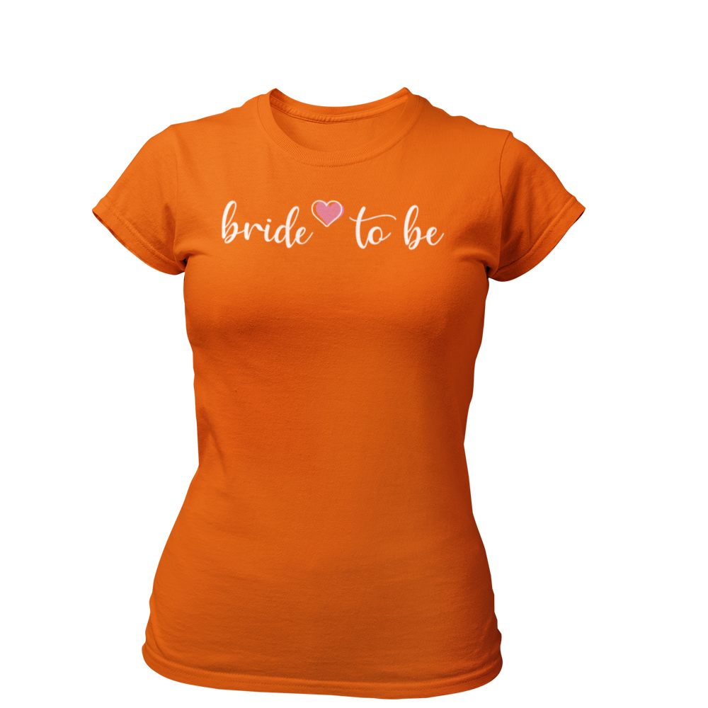 T-Shirt Bride to be