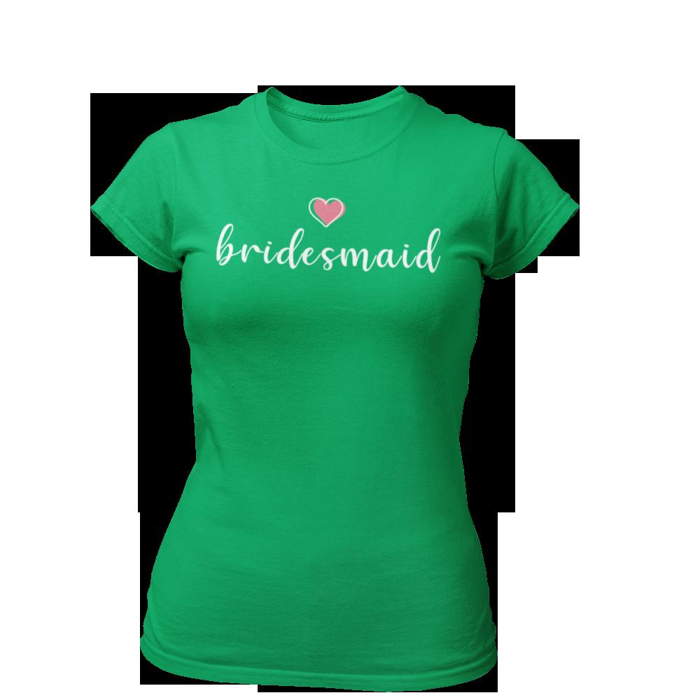 T-Shirt Bridemaid to be