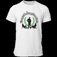 T-Shirt eine Ära geht zu Ende