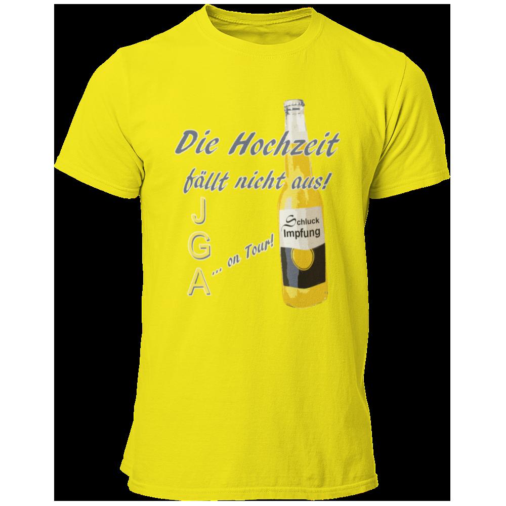 T-Shirt Corona Schluckimpfung
